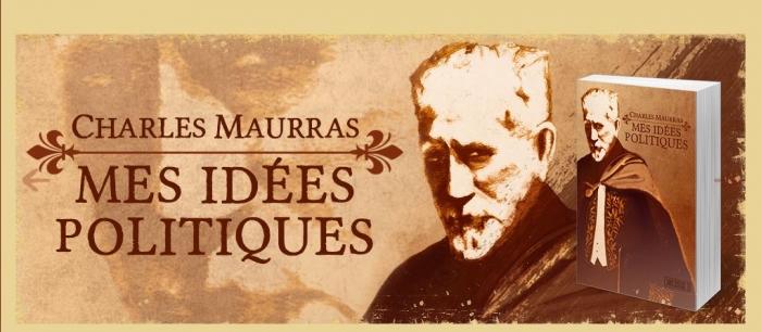 Maurras-Mes idées politiques.JPG