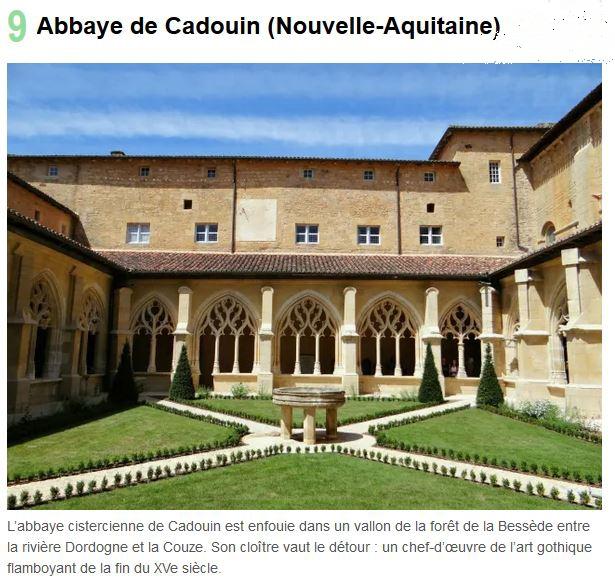 9-Cadouin-Nouvelle Aquitaine.JPG